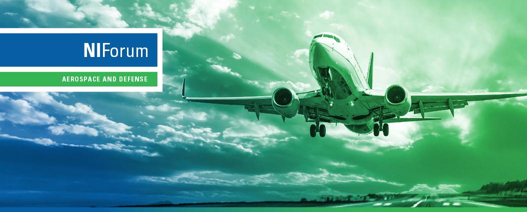 NI Aerospace and Defense Forum – India