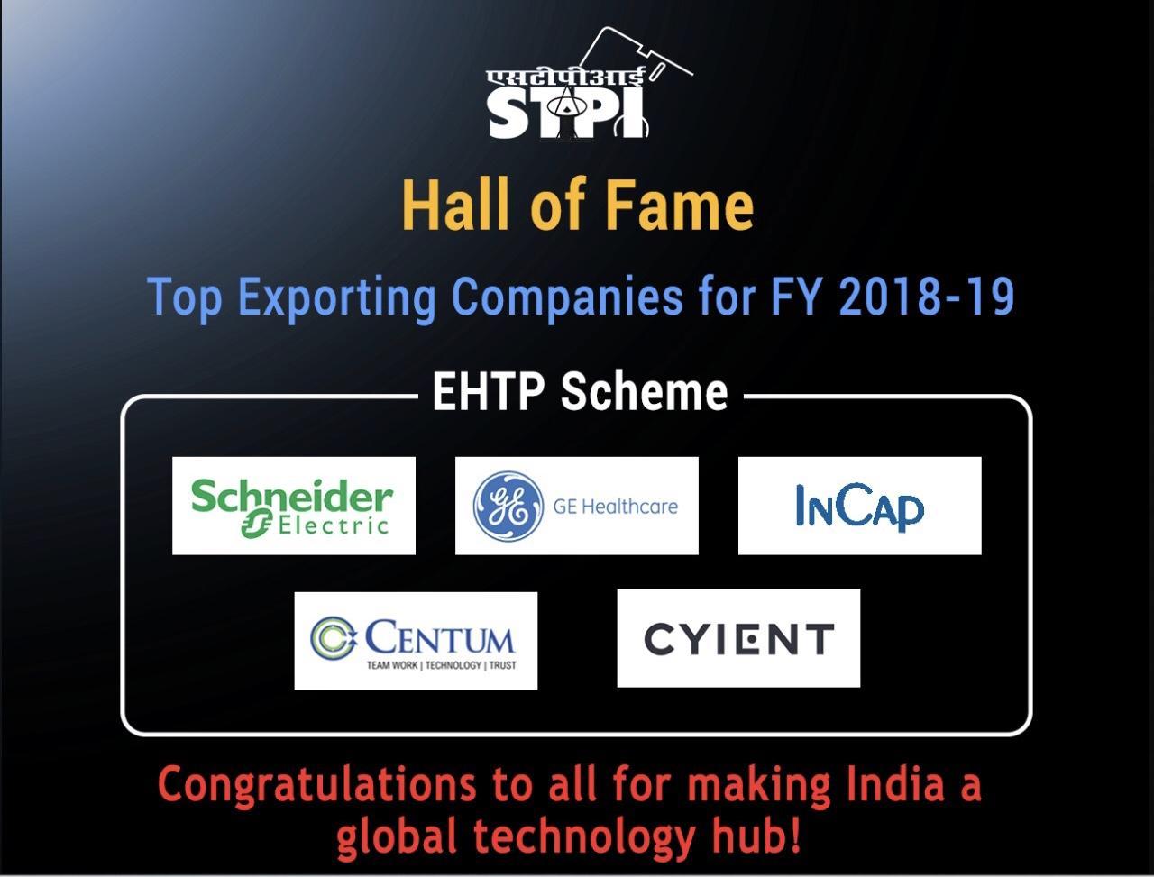 Centum Electronics Ltd. dans le top 5 des entreprises exportatrices d'électronique