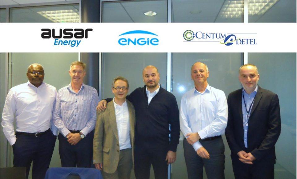 Visite du conseil de surveillance d'Ausar Energy