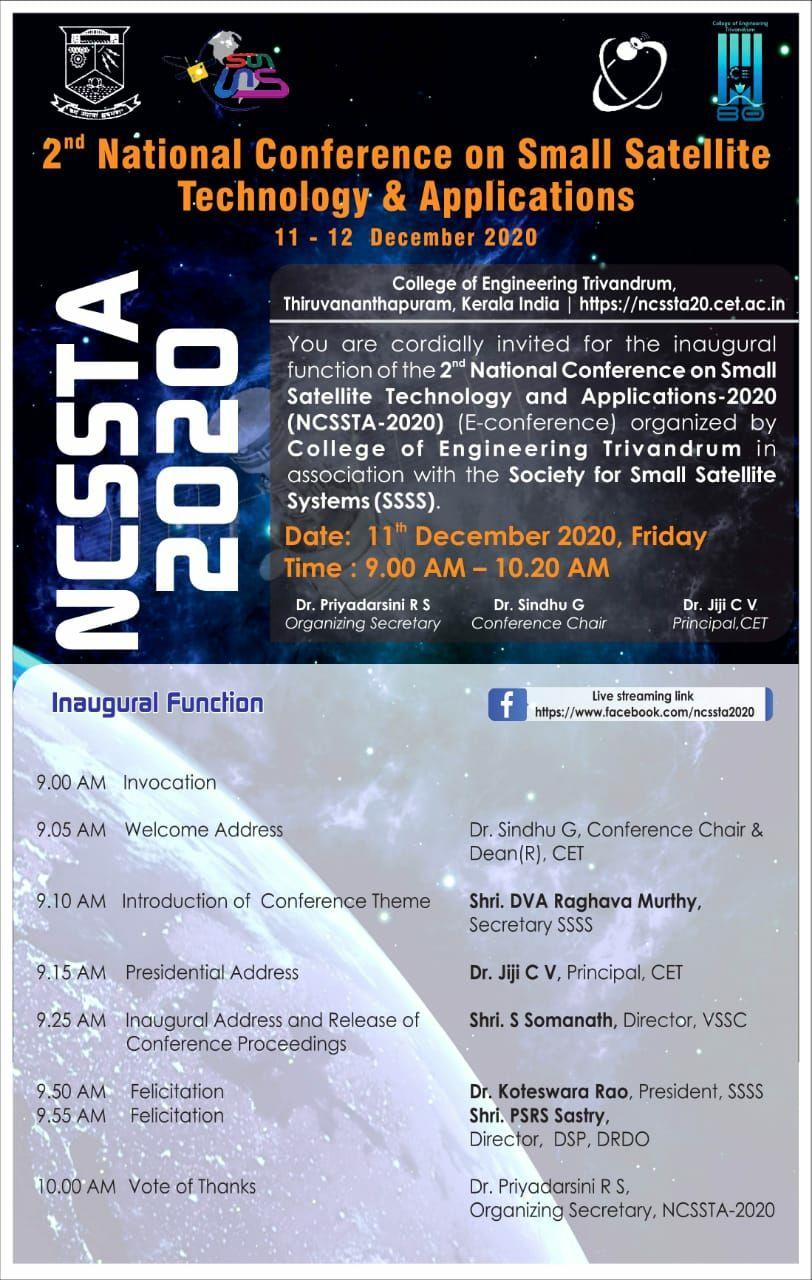 NCSSTA Edition 2020